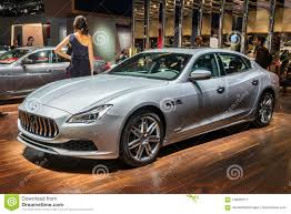 maserati sedan 2018 2018 maserati quattroporte editorial photography image of 2017
