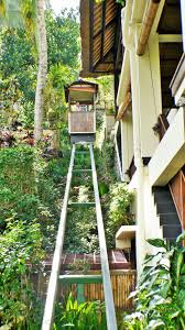 hanging gardens review an iconic infinty pool perched on bali s hanging gardens cable car