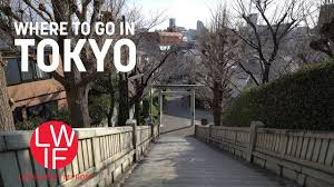where to go in tokyo hint anywhere