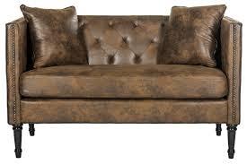 Settees Furniture Fox6206f Loveseats Settees Furniture By Safavieh