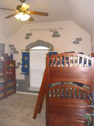Castle Kids Room by My Boys Would Love This I Need Someone To Make Our Basement Walls