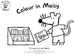 colour maisy scholastic kids u0027 club