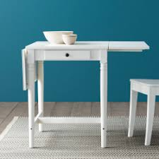 Small Folding Kitchen Table Dining Room Furniture Ikea