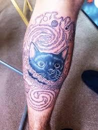 tattoo cat cat tattoo ideas