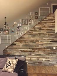 future home idea 3 relcaimed barnwood wall paneling https www