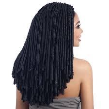 soft dred hair model model soft dread loc