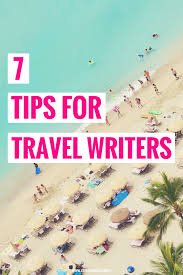 Oklahoma travel writing images 7 tips for travel writers communikait png