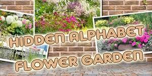hidden alphabet flower garden online free game gamehouse