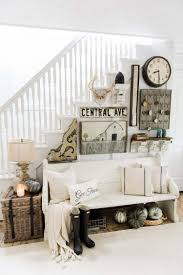 Scandinavian Decorating Fascinating 6 Bringing Outdoors In 28 Welcoming Fall Inspired Entryway Decorating Ideas