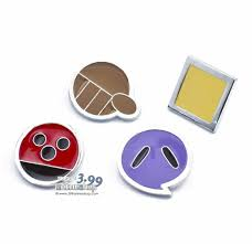 pokemon u2013 johto league gym badges for sale