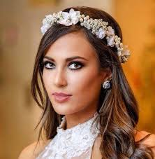 white flower headband white floral crown flower crown pearl wedding crown boho crown