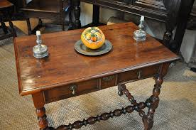 Yew Side Table A Charles Ii Solid Yew Wood Side Table Circa 1680 Tables