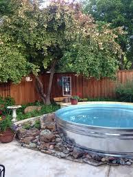 Cool Backyard Ideas On A Budget Best 25 Diy Pool Ideas On Pinterest Diy Swimming Pool Backyard
