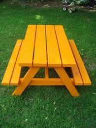 Ana White Preschool Picnic Table Diy Projects by Ana White Build A How To Build An Picnic Table Free And
