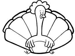 Preschool Turkey Coloring Pages Thanksgiving Activities For The Free Colouring Pages