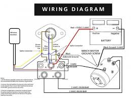 mile marker 8000 winch wiring diagram wiring diagram and