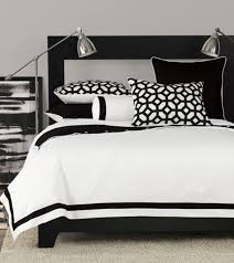 Bedroom Colorful Full Size Bed by Attractive White Tree Wallpaper Design Combined Black And White