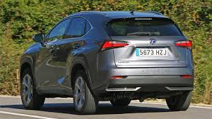 lexus nx 300h executive tecno pruebas lexus nx 2015 noticias coches net