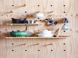pegboard kitchen ideas kitchen peg board wall peg board ideas