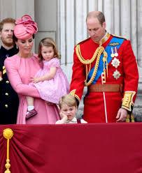 the royal family at