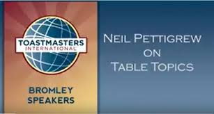 toastmasters table topics tips bromleyspeakers conquer your fear of public speaking with bromley