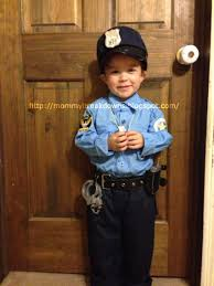 cop halloween costume cop costume childrens review youtube