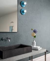 wall floor tiles dream navy blue by ceramica fondovalle