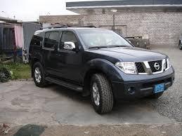 2008 nissan pathfinder information and photos momentcar
