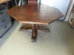 Ana White Octagon Kitchen Table DIY Projects - Octagon kitchen table