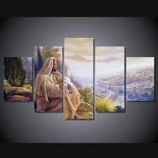 Jesus Home Decor by Online Buy Wholesale Jesus Art Prints From China Jesus Art Prints