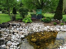 Water Rock Garden Rock Garden How To Build Your Own Insteading