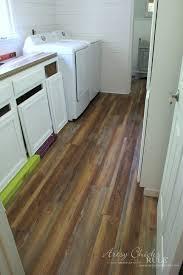 Vinyl Plank Wood Flooring Farmhouse Vinyl Plank Flooring One Room Challenge Week 5