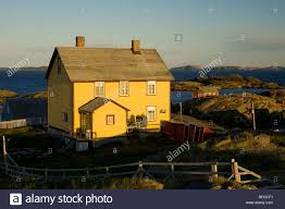 saltbox style house in change islands newfoundland u0026 labrador