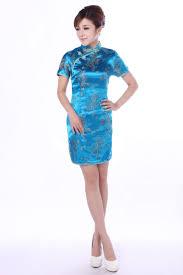 qipao flare dress exclusive oriental coci cheongsam flare dress