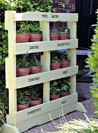 Urban Herb Garden Ideas - 12 ideas for quirky plant containers to jazz up your garden