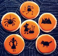 halloween decorated sugar cookies meknun com