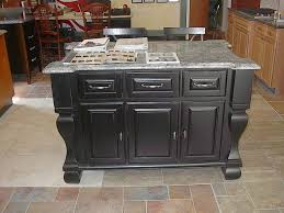 large kitchen islands for sale black wood large kitchen island with granite countertop for