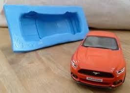 car cake toppers 3d 11cm ford mustang gt 2015 car silicone mould for cake toppers