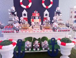festa provençal ursinho marinheiro pinterest baby shower