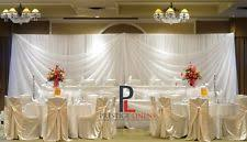wedding backdrop curtains wedding drapes ebay