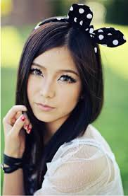 headband with bow bow headbands kpop fashion