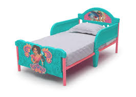 disney princess elena of avalor 3d toddler bed