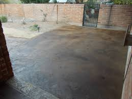 Stained Concrete Patio Images by Stained Concrete Patio Overlay Installation In Tucson Az By