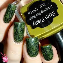 polish colors dark green nail polish stunning green blue nail