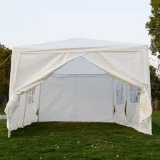 10 X 20 Shade Canopy by 10 U0027 X 20 U0027 Outdoor Canopy Party Wedding Tent Canopies U0026 Gazebos