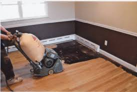 sanding hardwood floors in maryland