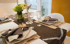 Breathtaking How To Organize Dining Room  In Dining Room - Dining room table placemats