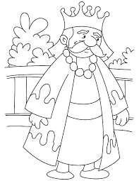 fiery furnace coloring page king on throne coloring page bible character coloring pages
