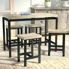 pub table and chairs 5 piece pub table set ashley furniture urbandale pub table chairs