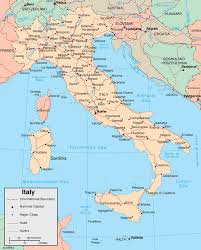 map of italy images map of italy maps of italy